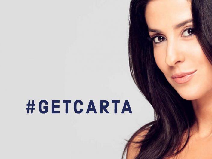 #GETCARTA
