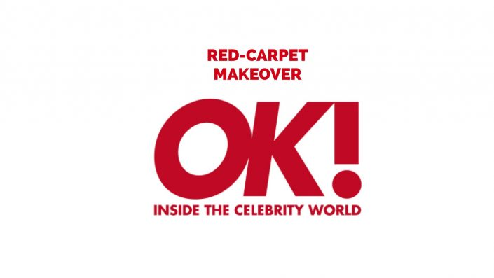 OK! Magazine Red Carpet  Get the Look