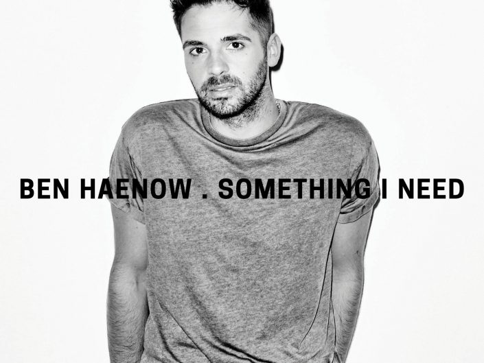 Ben Haenow  Winners Single