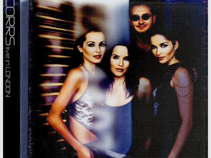 The Corrs European Tour