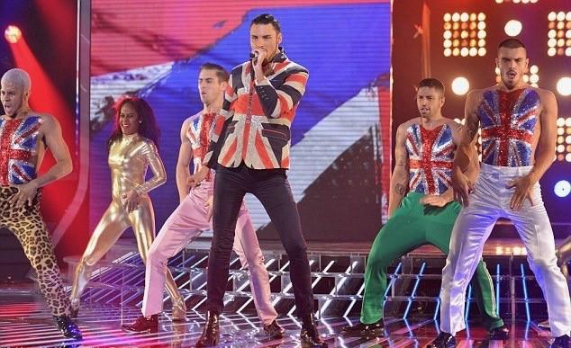 Rylan Clark - Spice Girls