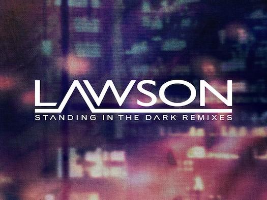 Lawson  Standing InThe Dark