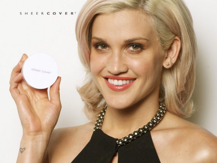 vids Ashley Roberts Sheer Cover Commercial